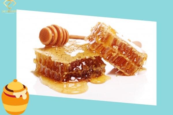cách chữa đau răng bằng mật ong, chữa đau răng bằng mật ong, chữa sâu răng bằng mật ong